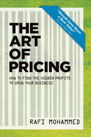 The Art of Pricing Book Cover